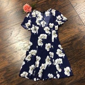 Forever 21 Mini Sun Dress